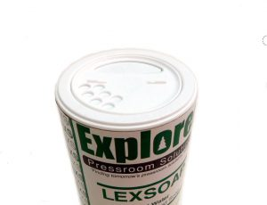 Lexsoap 16 oz lid