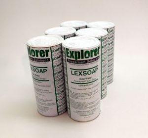 LEXSOAP 16 oz 6 pack